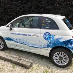 Lettrage FULL Fiat Au Petit Mousse